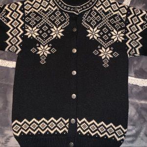 Dale of Norway 100% Merino Wool Sweater